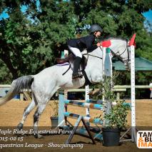 2015-02 15 – Maple Ridge – Equestrian League Showjumping